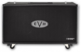 EVH 5150 III 2x12 Straight Cabinet, Ivory